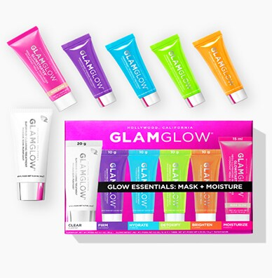 GLOW ESSENTIALS: MASK + MOISTURE