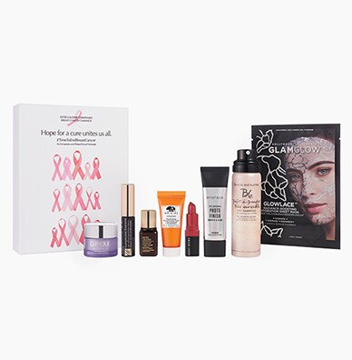 BREAST CANCER CAMPAIGN BEAUTY BOX
