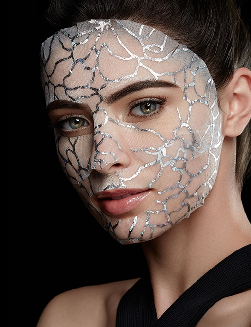 BCA GLOWLACE™RADIANCE-BOOSTING SHEET MASK